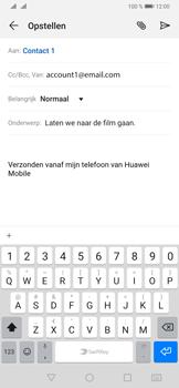 Huawei P30 - E-mail - e-mail versturen - Stap 8