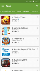 Samsung G920F Galaxy S6 - Apps - Herunterladen - Schritt 11