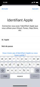 Apple iPhone X - iOS 13 - Données - créer une sauvegarde avec votre compte - Étape 7