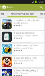 Samsung Galaxy Trend Lite - Apps - Installieren von Apps - Schritt 11