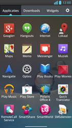 LG P760 Optimus L9 - wifi - handmatig instellen - stap 3