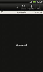 HTC T320e One V - E-mail - E-mails verzenden - Stap 4