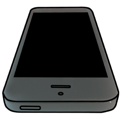 Apple iPhone 5 - SIM-Karte - Einlegen - 8 / 9