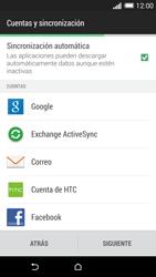 HTC One M8 - Primeros pasos - Activar el equipo - Paso 13