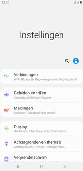 Samsung Galaxy J4 Plus - Wi-Fi - Verbinding maken met Wi-Fi - Stap 4