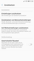 Samsung Galaxy A5 (2017) - Fehlerbehebung - Handy zurücksetzen - Schritt 8