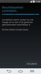LG D620 G2 mini - Applicaties - Account aanmaken - Stap 9