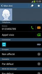 Samsung Galaxy S4 Mini - Contact, Appels, SMS/MMS - Ajouter un contact - Étape 9