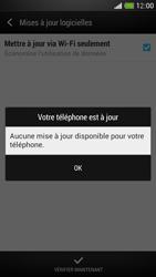 HTC One Mini - Logiciels - Installation de mises à jour - Étape 7