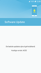 Samsung Galaxy A3 (2017) (SM-A320FL) - Software updaten - Update installeren - Stap 7
