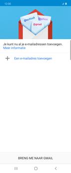Samsung Galaxy Z Flip Single-SIM + eSIM (SM-F700F) - E-mail - 032a. Email wizard - Gmail - Stap 7