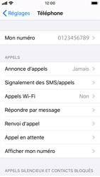 Apple iPhone SE - iOS 13 - WiFi - Activez WiFi Calling - Étape 5