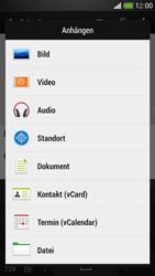 HTC One Mini - E-Mail - E-Mail versenden - Schritt 11