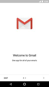 Nokia 6 (2018) - E-mail - Manual configuration (gmail) - Step 4