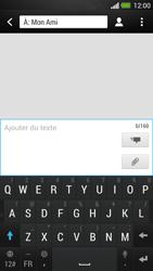 HTC One - Contact, Appels, SMS/MMS - Envoyer un MMS - Étape 7