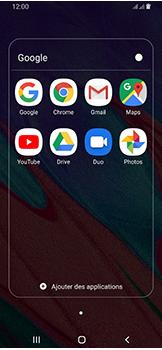 Samsung Galaxy A40 - E-mails - Ajouter ou modifier votre compte Gmail - Étape 4