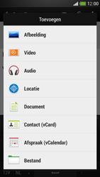 HTC One Mini - E-mail - hoe te versturen - Stap 11