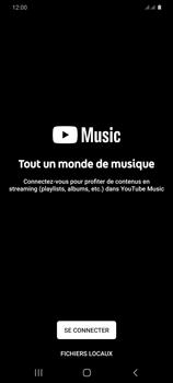 Samsung Galaxy S20+ - Photos, vidéos, musique - Ecouter de la musique - Étape 4