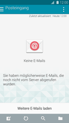 Samsung Galaxy S5 - E-Mail - E-Mail versenden - 0 / 0