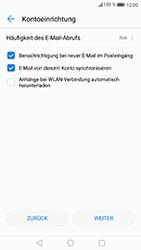 Huawei P8 Lite 2017 - E-Mail - Konto einrichten (outlook) - 9 / 12