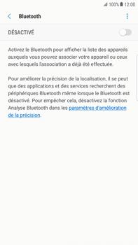 Samsung Galaxy S6 Edge+ - Android Nougat - Bluetooth - connexion Bluetooth - Étape 8