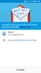 Samsung Galaxy J5 (2016) DualSim - E-Mail - Konto einrichten (gmail) - 0 / 0