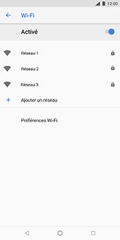 Nokia 7 Plus - Wi-Fi - Accéder au réseau Wi-Fi - Étape 7