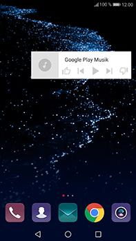 Huawei P10 Plus - Startanleitung - Installieren von Widgets und Apps auf der Startseite - Schritt 10
