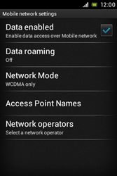 Sony C1505 Xperia E - Internet - Manual configuration - Step 8