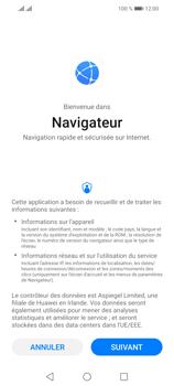 Huawei P Smart 2021 - Internet et connexion - Naviguer sur internet - Étape 3