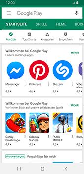 Samsung Galaxy S9 - Android Pie - Apps - Nach App-Updates suchen - Schritt 5