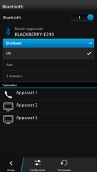 BlackBerry Z30 - bluetooth - aanzetten - stap 8