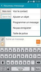 Samsung Galaxy A3 (A300FU) - Contact, Appels, SMS/MMS - Envoyer un MMS - Étape 11
