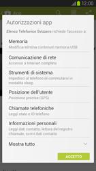 Samsung Galaxy S III LTE - Applicazioni - Installazione delle applicazioni - Fase 8