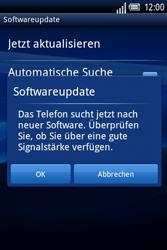 Sony Ericsson Xperia X8 - Software - Update - Schritt 7