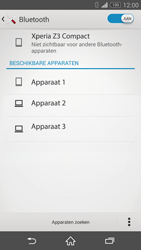Sony Xperia Z3 Compact 4G (D5803) - Bluetooth - Aanzetten - Stap 5