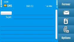 Nokia N97 - MMS - envoi d'images - Étape 9