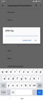 Sony Xperia 5 - Internet und Datenroaming - Manuelle Konfiguration - Schritt 15