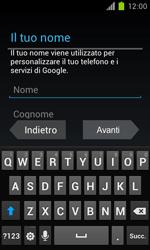 Samsung Galaxy S II - Applicazioni - Configurazione del negozio applicazioni - Fase 5