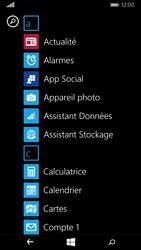 Nokia Lumia 735 - E-mail - envoyer un e-mail - Étape 2