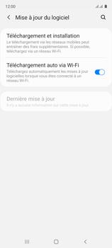 Samsung Galaxy A51 - Aller plus loin - Mettre à jour le logiciel interne de votre mobile - Étape 6