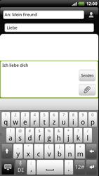 HTC Sensation XE - MMS - Erstellen und senden - 1 / 1