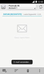 Huawei Ascend Y330 - E-mail - e-mail versturen - Stap 14