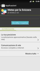 Sony Xperia S - Applicazioni - Installazione delle applicazioni - Fase 15