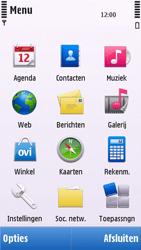 Nokia C5-03 - internet - hoe te internetten - stap 2