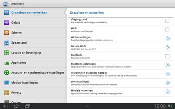 Samsung P7500 Galaxy Tab 10-1 - Netwerk - gebruik in het buitenland - Stap 6