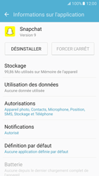Samsung Galaxy S7 - Applications - Comment désinstaller une application - Étape 7
