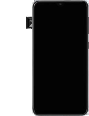 Samsung Galaxy A10 - Premiers pas - Insérer la carte SIM - Étape 6