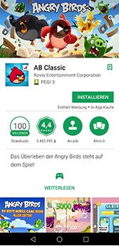 Huawei P20 Pro - Apps - Installieren von Apps - Schritt 14
