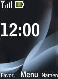 Nokia 2720 fold - Internet - Voorbeelden van mobiele sites - Stap 1